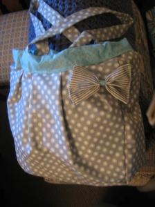Recognize the bow fabric?
